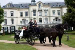 Trouwen koets montferland gelderland
