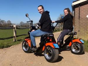 Scooter echopper montferland gelderland