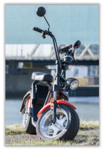 echopper geruisloos scooter huren